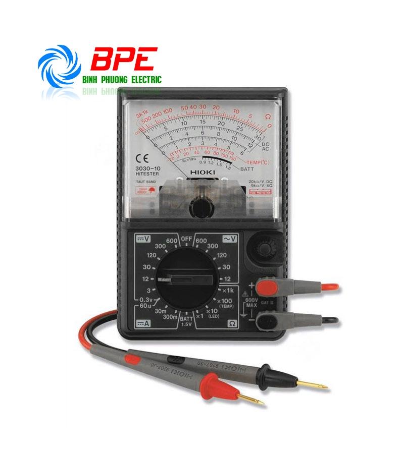 Đồng hồ đo điện Hioki 3030-10