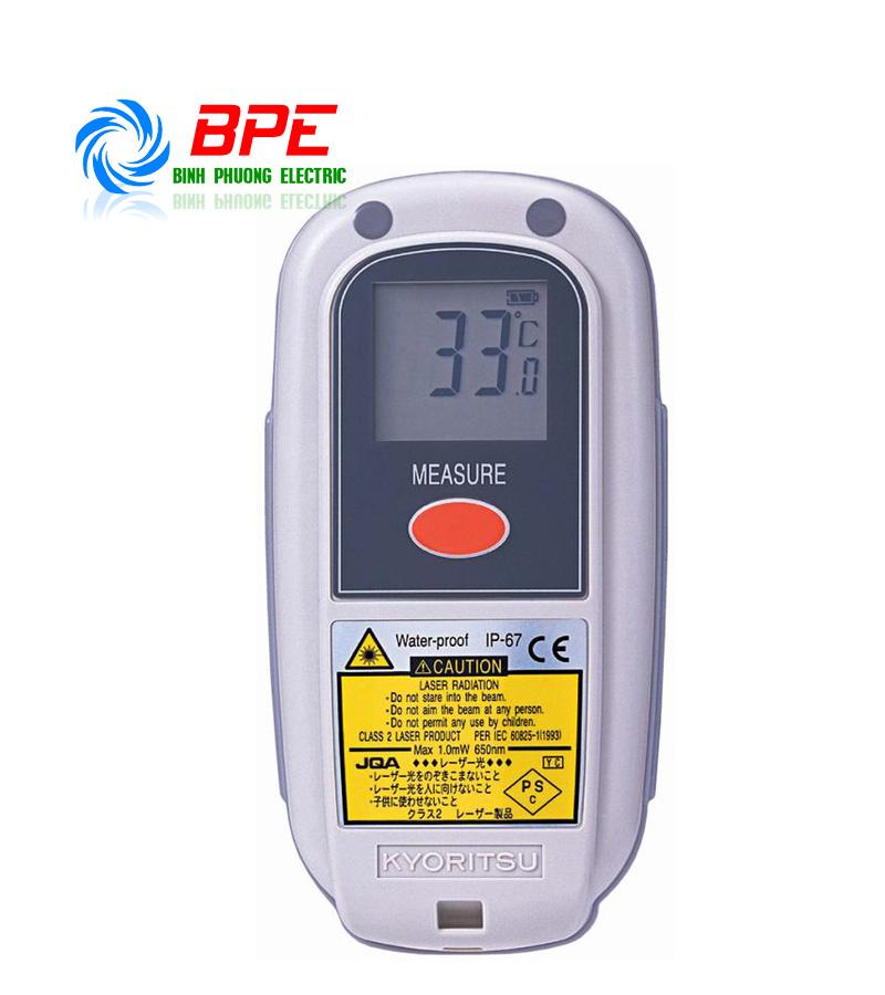 Thiết bị đo nhiệt độ từ xa Kyoritsu 5510