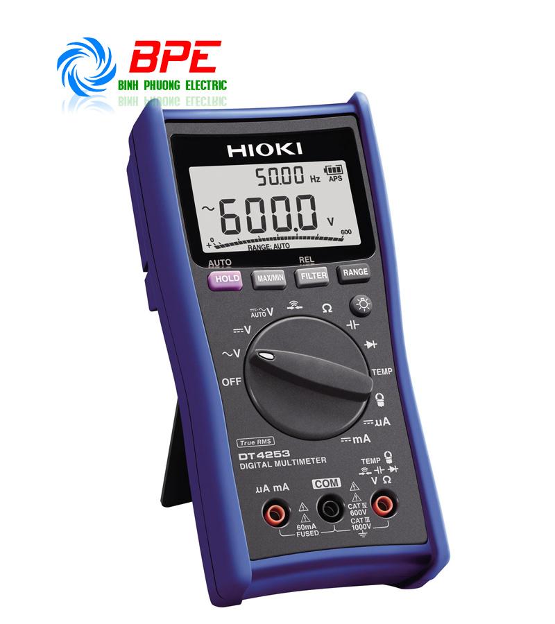 Đồng hồ đo điện Hioki DT4253