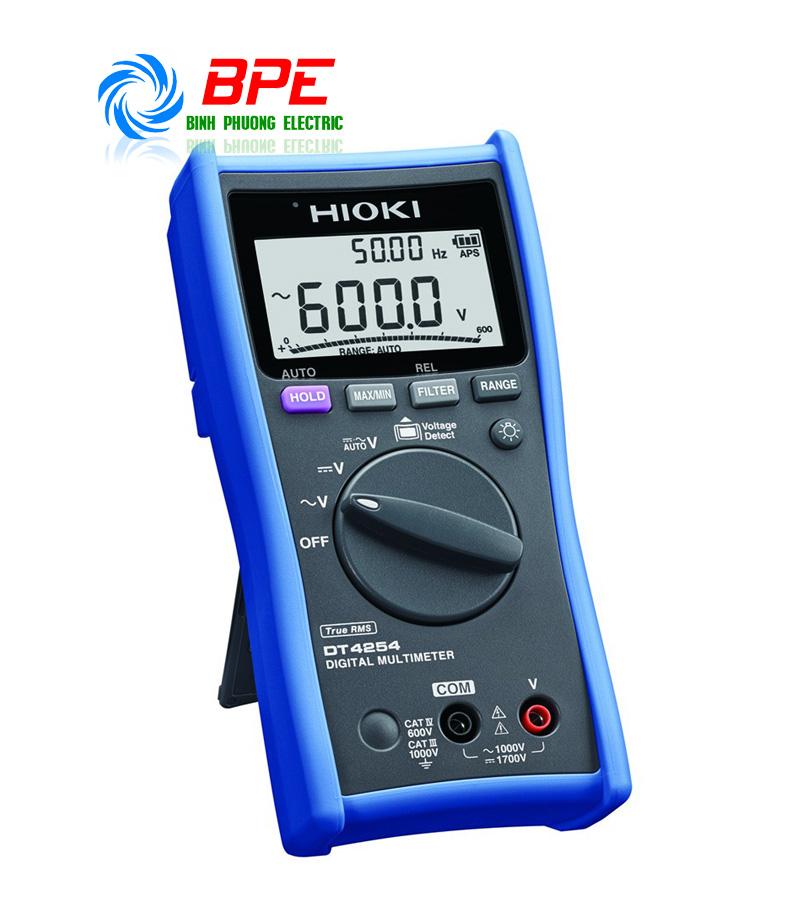 Đồng hồ đo điện Hioki DT4254